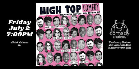 High Top Comedy Show tickets