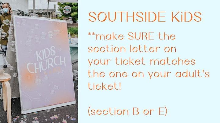 Southside Church - 11:00am image