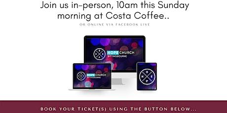 Hope Church Sittingbourne @ Costa Coffee tickets