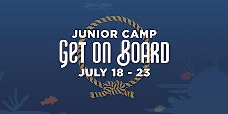 STAFF REGISTRATION | Junior Camp 2021 tickets