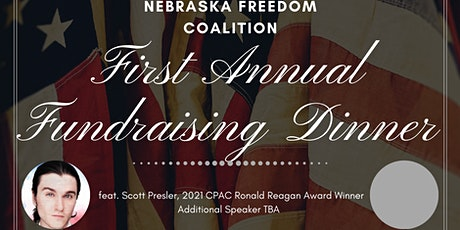 First Annual Fundraising Dinner tickets