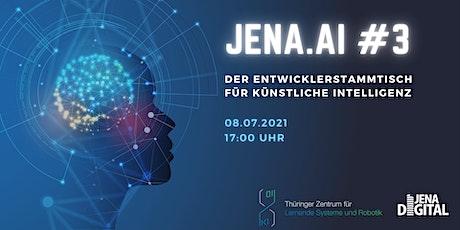 Kopie von JENA.AI - Der Entwicklerstammtisch  für Künstliche Intelligenz #3 Tickets