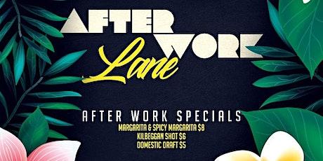 After Work Lane at Hidden Lane Wednesday 6/16 tickets