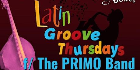 Live Latin Groove Thursdays tickets