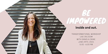 Cultivate personal style as pathway to Transformation & Empowerment tickets