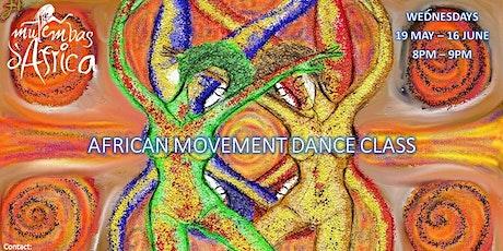 African Movement Dance Class tickets