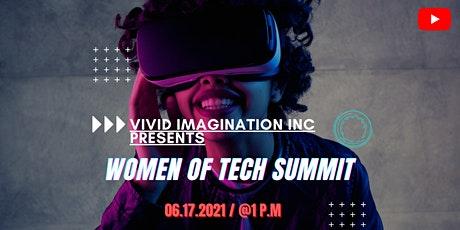Women of Tech Summit: Careers in Tech for Young Women tickets