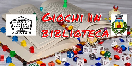 GIOCHI IN BIBLIOTECA - Estate 2021 biglietti