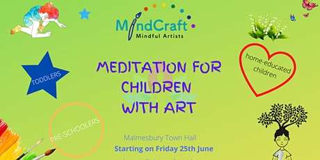 Meditation and Art Workshop for Home-Educated Children tickets