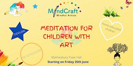 Pre-School  Children Meditation and Art Workshop tickets