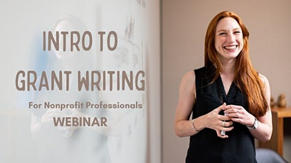 Introduction to Grant Writing for Nonprofit Professionals tickets