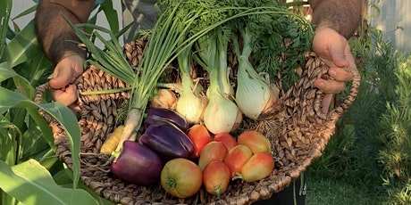 Starting and Maintaining Your Vegetable Garden tickets