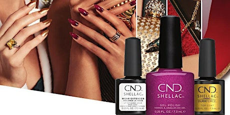 CND Shellac Advanage Recertification tickets