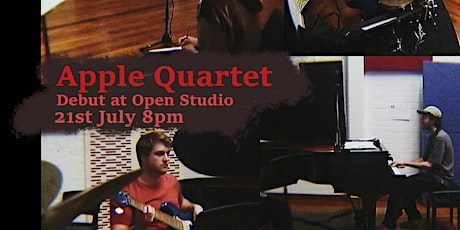 Apple Quartet - Feature ticketed show at Open Studio tickets