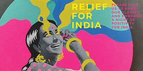Relief For India tickets
