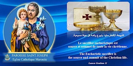 Messe, Paroisse Saint Joseph - Laval +++ tickets