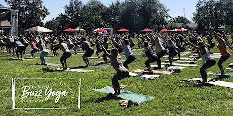 Better Buzz Yoga at Sunnyside Music Fest tickets