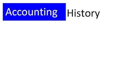 Accounting History Virtual Seminar tickets