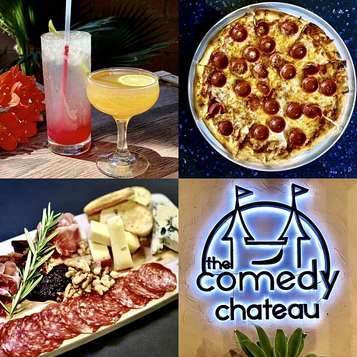 Comedy Fusion Show at the Comedy Chateau image