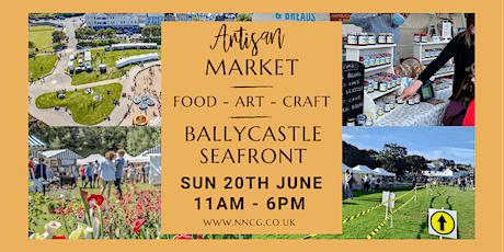 Ballycastle Seafront Artisan Market tickets
