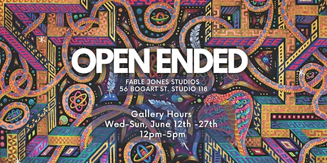 Open Ended: Group Exhibit tickets