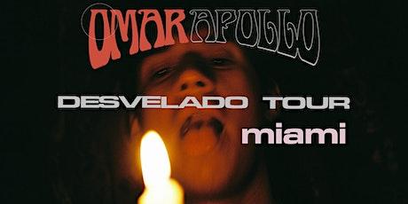 Omar Apollo @ Space Park Miami tickets