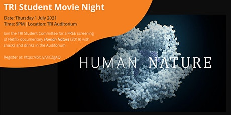 TRI Student Movie Night tickets