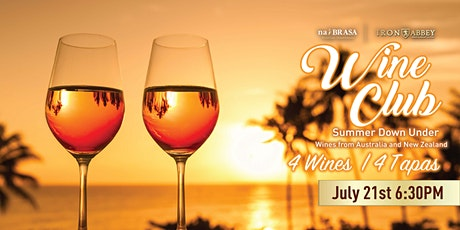 Wine Club: Summer Down Under tickets