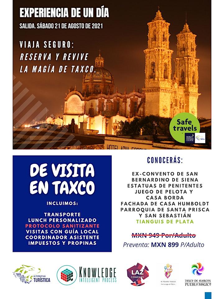Imagen de De visita en Taxco