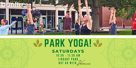 Park Yoga at Library Park: Beaverton, OR tickets