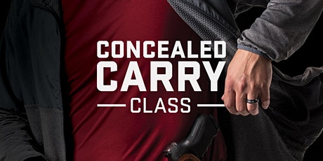 South Carolina Concealed Weapons Permit Course tickets