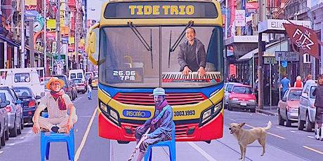 Tide trio // Brazilian folk music tickets