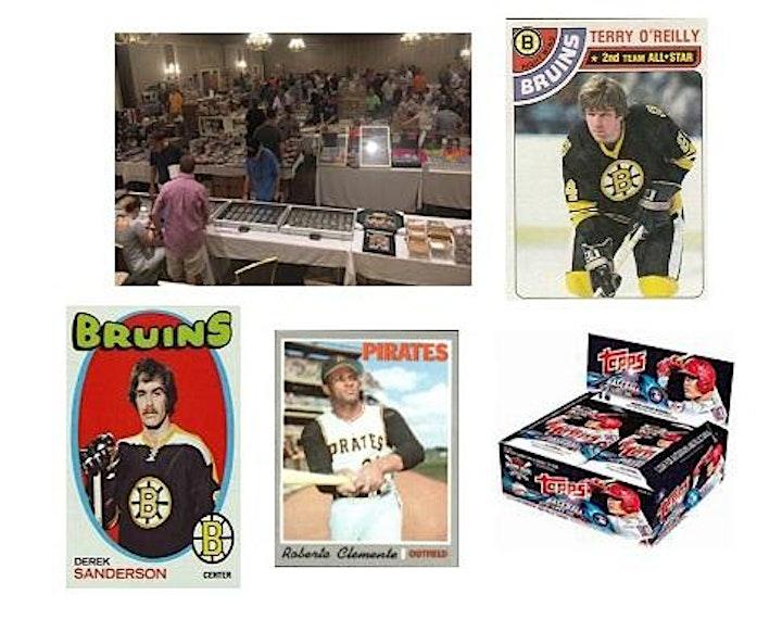 Big Sports Card & Autogaph Show image