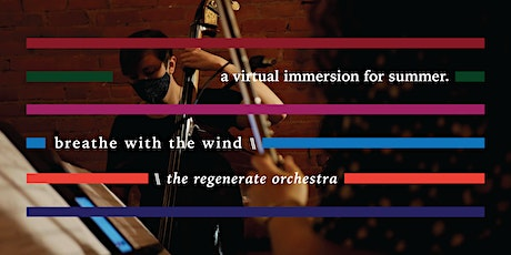 breathe with the wind - a virtual immersion for summer tickets
