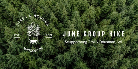 Hikes & Hounds Wisconsin - June Hike tickets