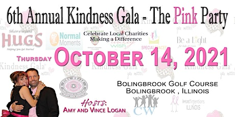 The Kindness Gala - The Pink Party - 6th Annual tickets
