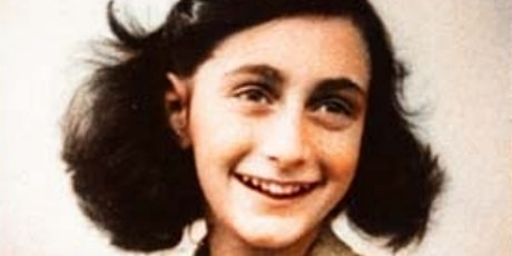 Anne Frank's Europe: Before, During & After Her Diary - Livestream  Tour tickets