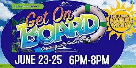 MG Vacation Bible School tickets