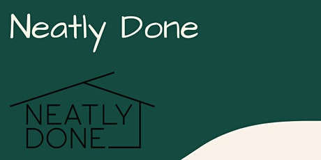 Connect. Create. Cultivate. with Neatly Done & New Strong tickets