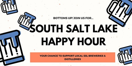 South Salt Lake Happy Hour with Grid City Beer Works tickets