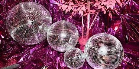 LOVECATS WEDDING EXPO #2 ~ winter disco tickets