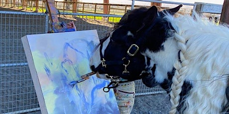 Painting Horse Johnnie Demonstration and Art Show tickets