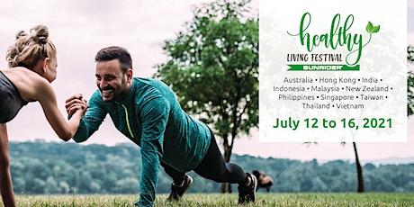 Healthy Living Festival 2021 by Sunrider biglietti