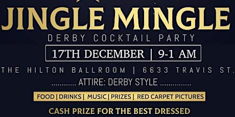 Jingle Mingle Cocktail Ball tickets