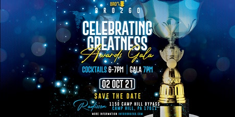 Celebrating Greatness Gala tickets
