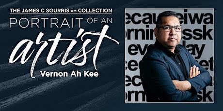 Portrait of an Artist: Vernon Ah Kee tickets