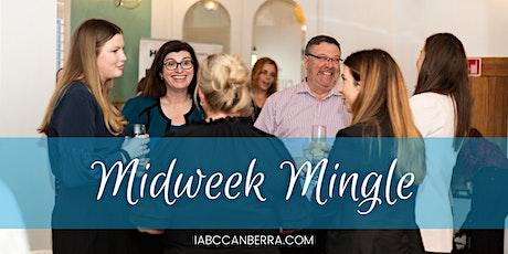 IABC Canberra Midweek Mingle tickets