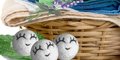 Felted Friends Dryer Ball Workshop tickets