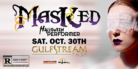 The 20th Annual Mask Halloween Costume Party tickets