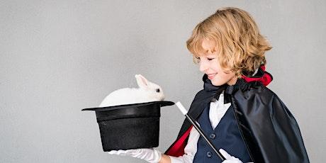 FREE* Magic Chef Workshops tickets